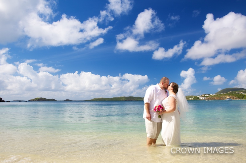 best time for a beach wedding on st thomas in the virgin islands