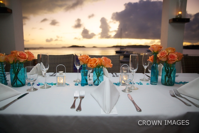wedding reception ideas for st thomas