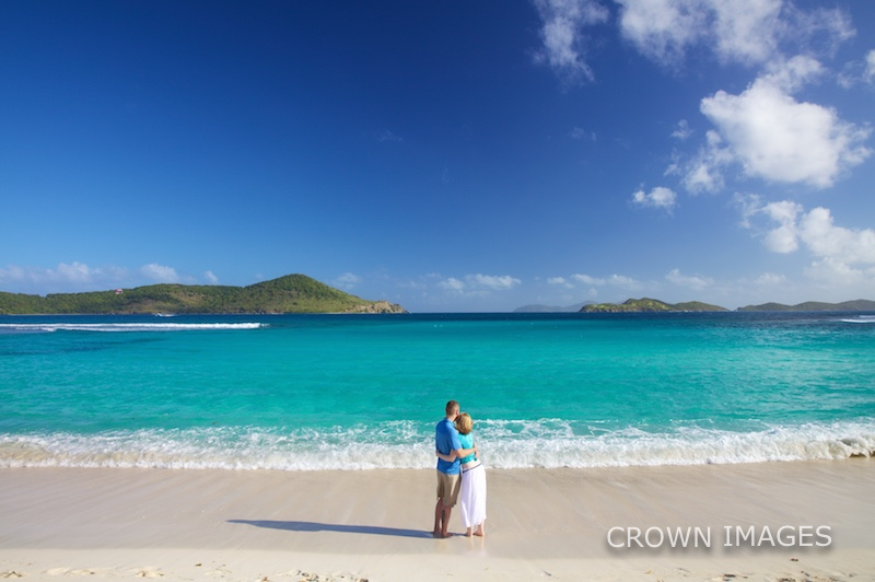 engagement photo session st thomas