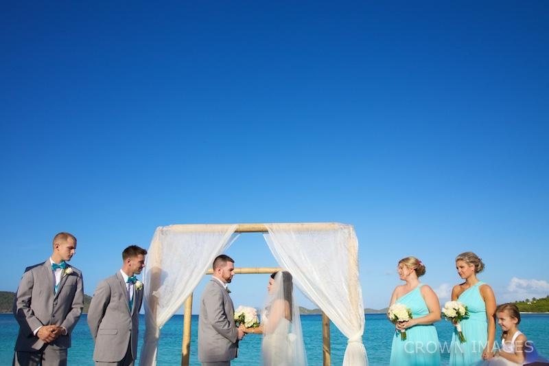 wedding st thomas