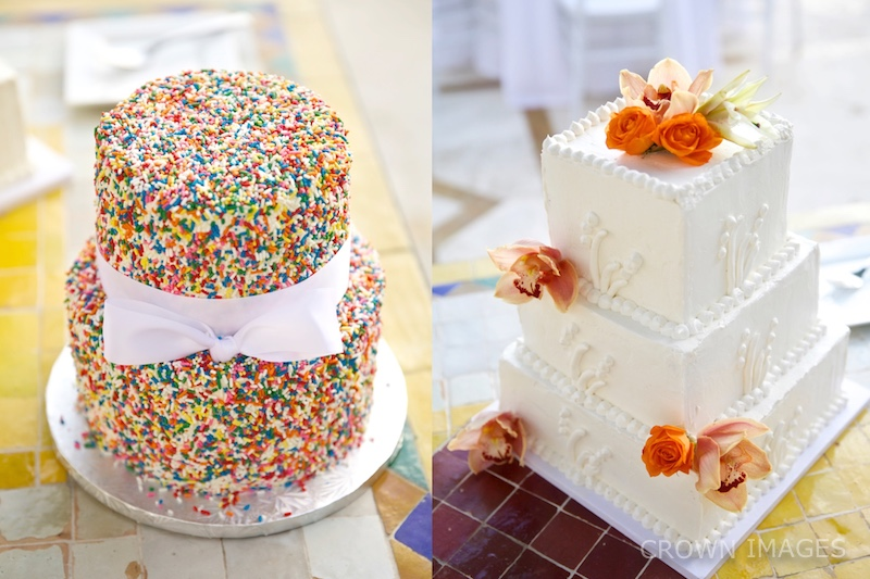 st john wedding cake