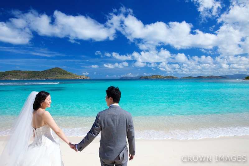 st thomas wedding locations crown images