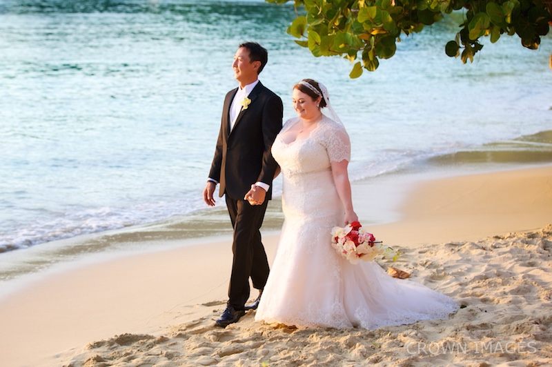 wedding photographer crown images virgin islands