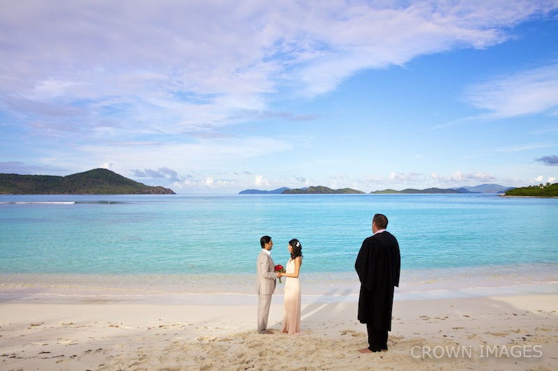 eloping in the virgin islands