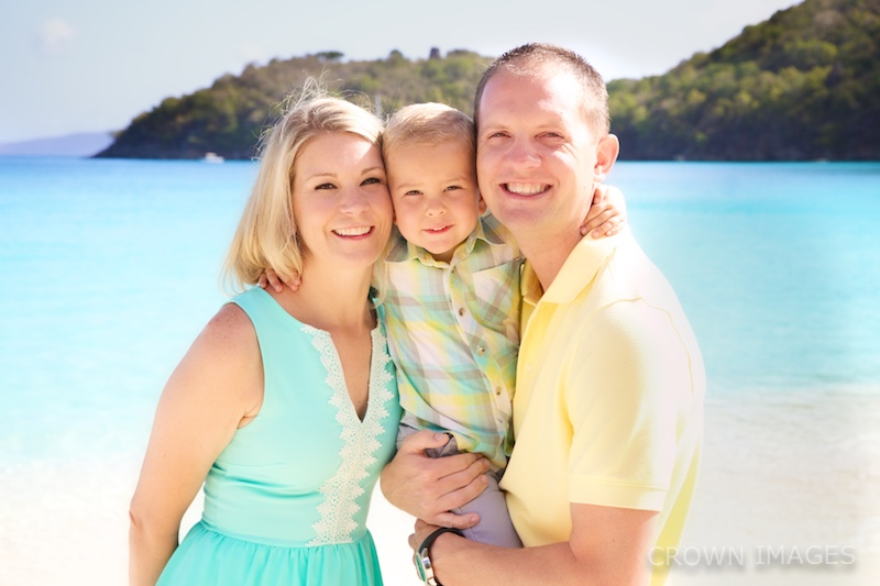 family photographer virgin islands crown images