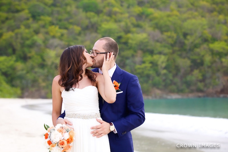 wedding photography virgin islands crown images