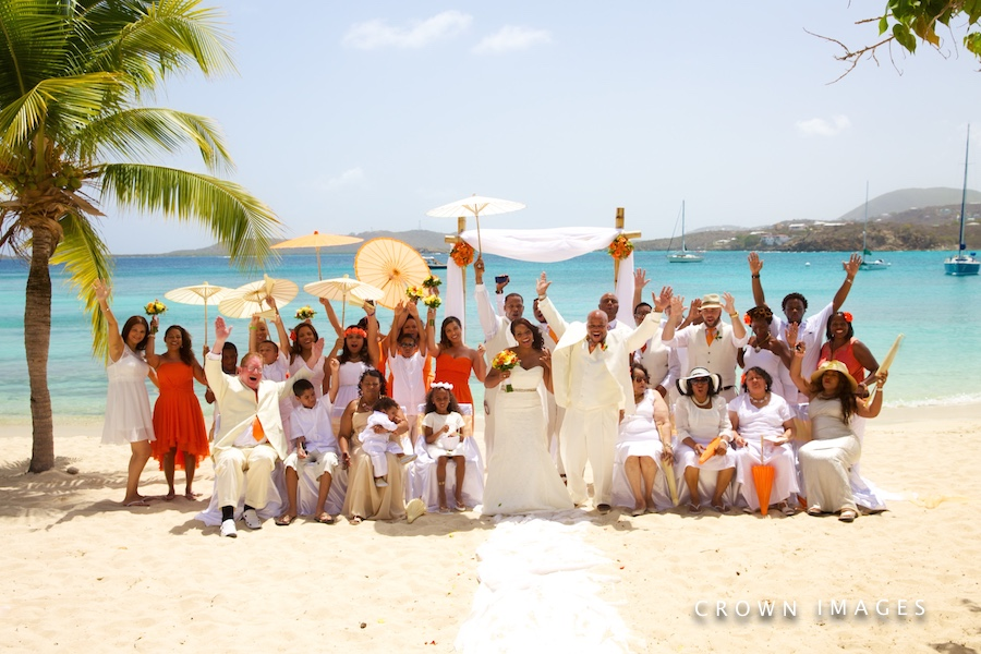 virgin islands wedding photographer
