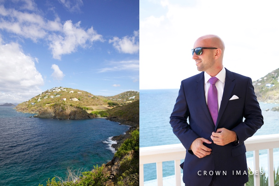 pre wedding photos on st thomas