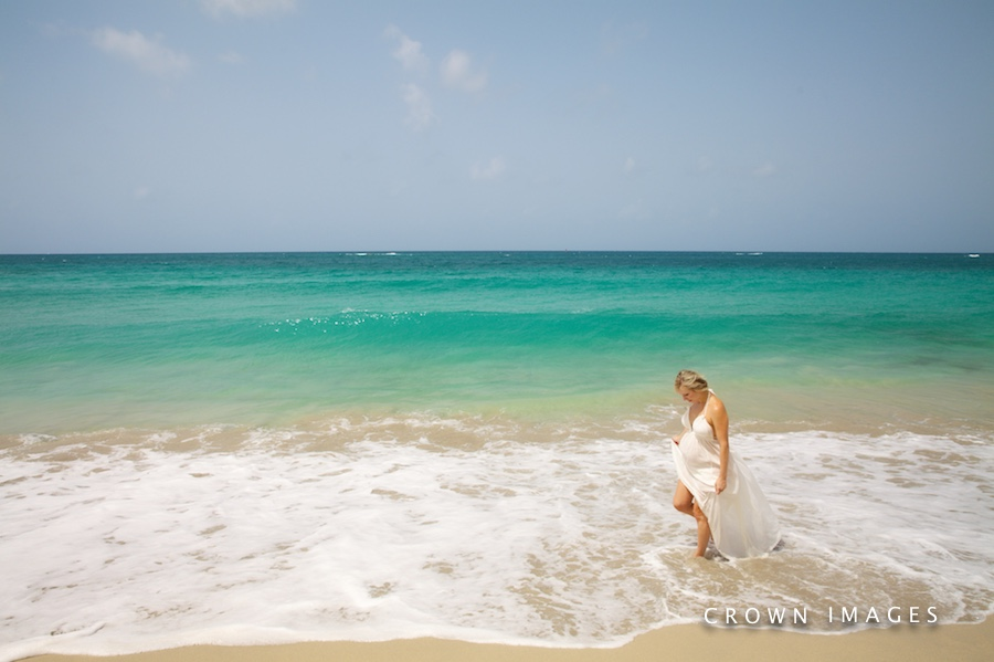 Maternity Photographer St Thomas Virgin Islands
