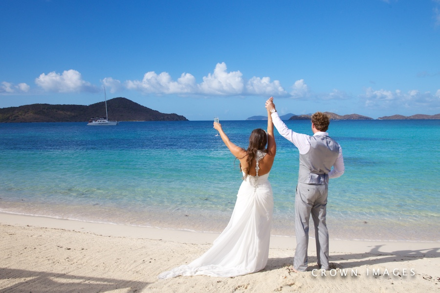 lindquist beach st thomas wedding locations
