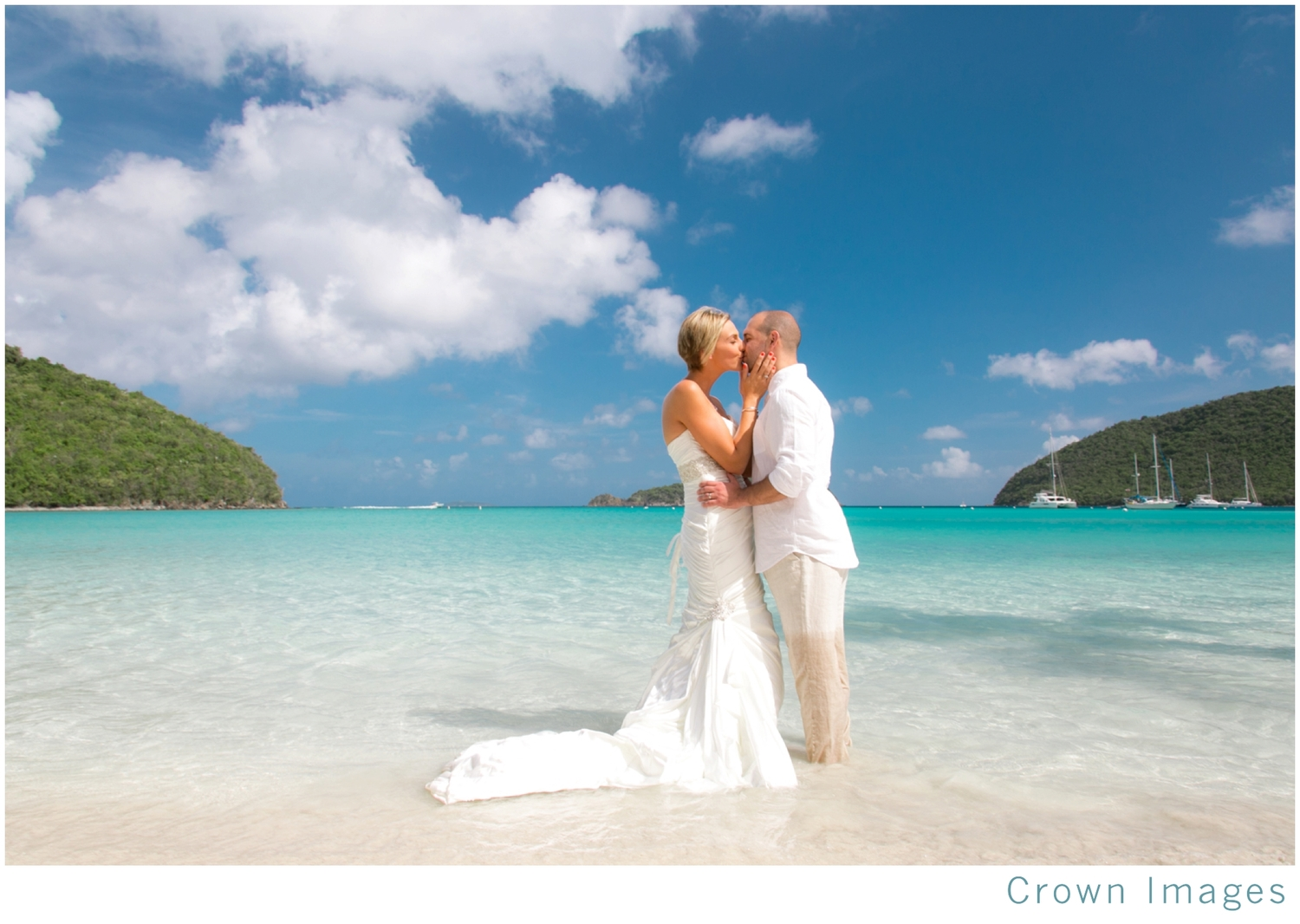US Virgin Islands Photographer: Trash the Dress — CROWN IMAGES