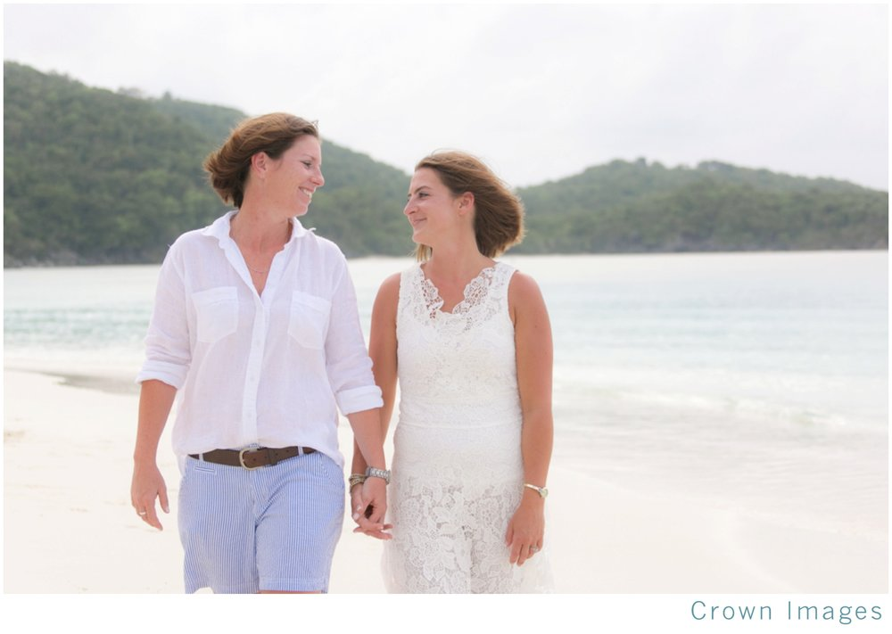 lgbt wedding in the virgin islands
