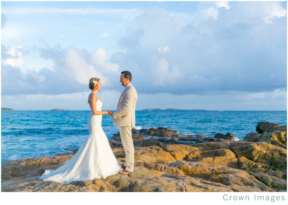 marriott wedding frenchmans reef