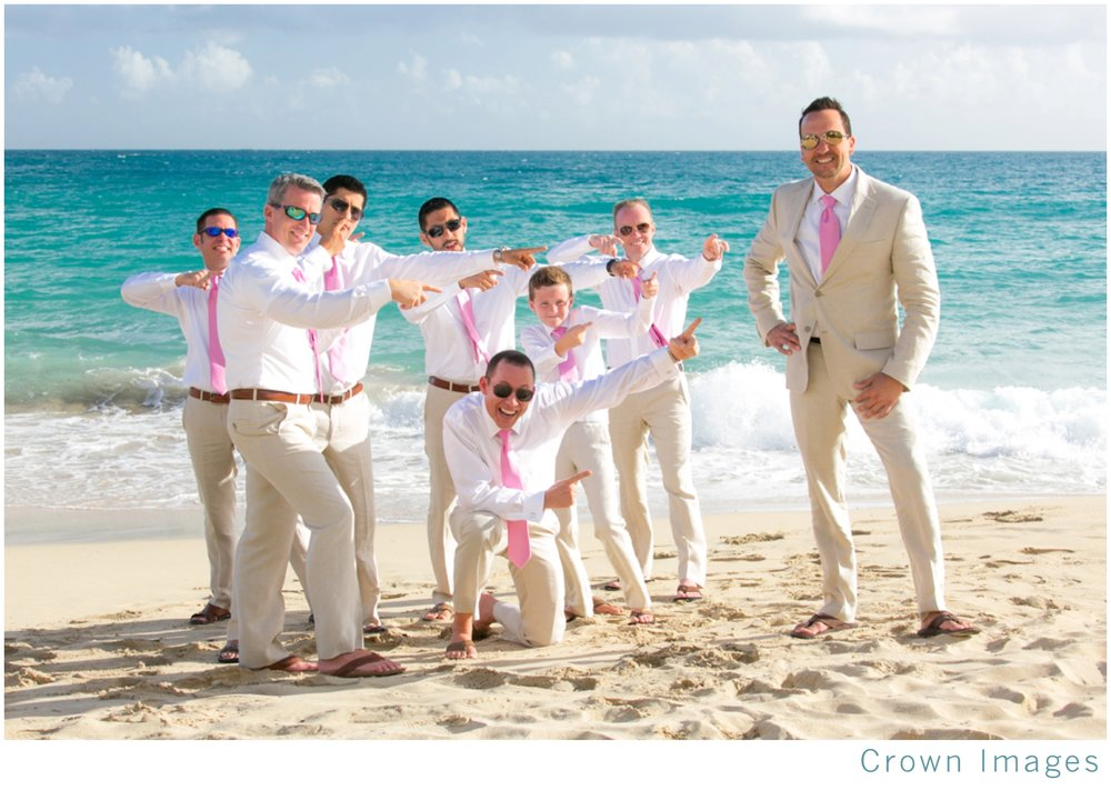 frechmans reef wedding photos by crown images