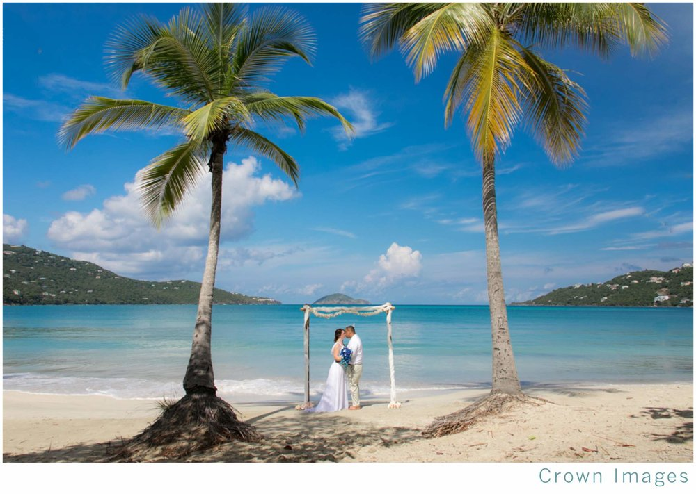 wedding photography virgin islands st thomas