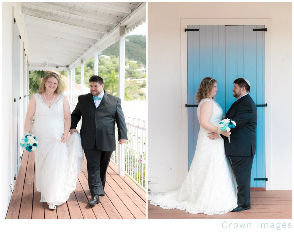 wedding photos in charlotte amalie