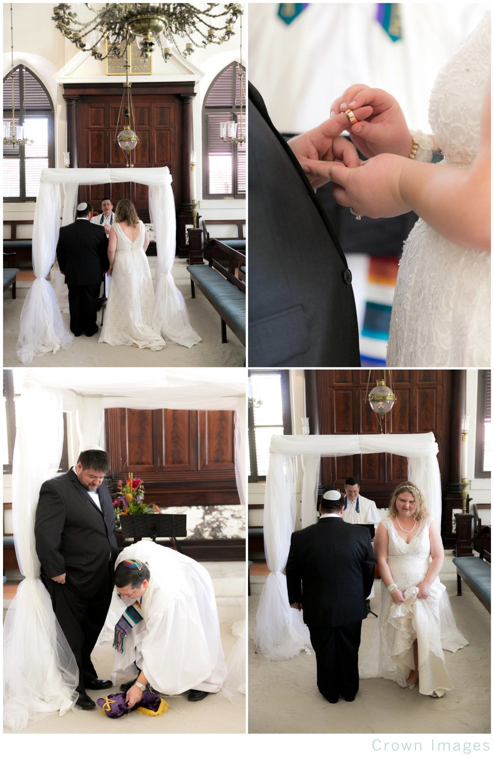 st thomas synagogue wedding photos