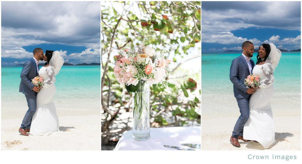 planning a st thomas wedding