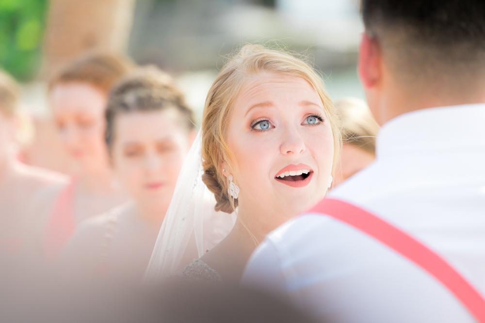 beach wedding vows for st thomas