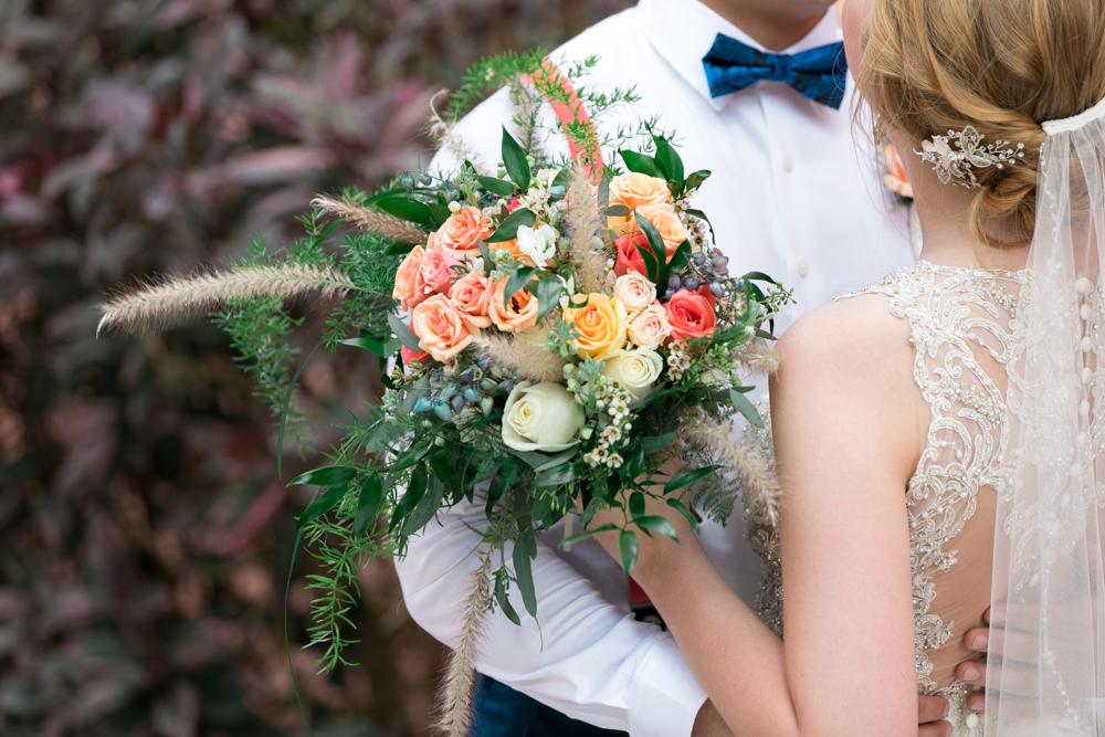 wedding flowers on st thomas