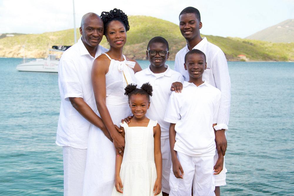 family photographer virgin islands