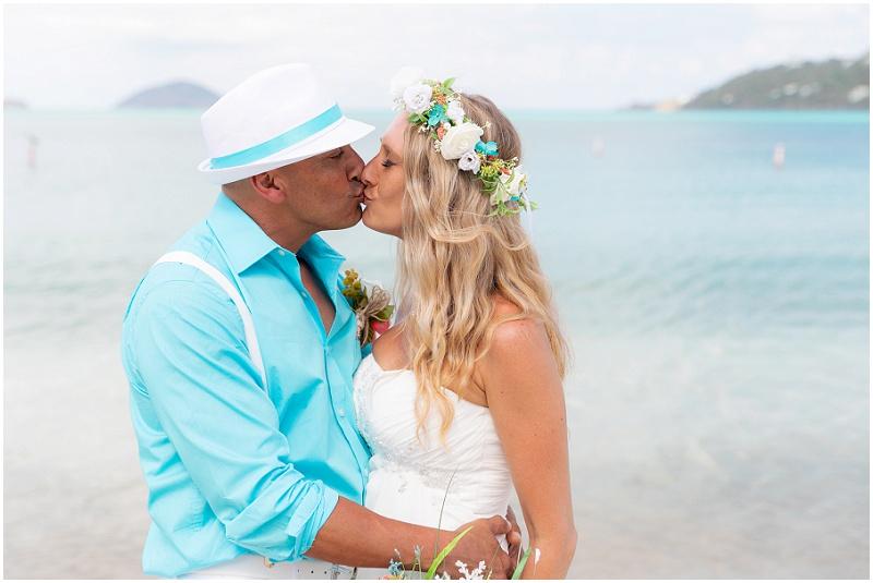 caribbean-beach-wedding-cruise-ship-stop-st-thomas