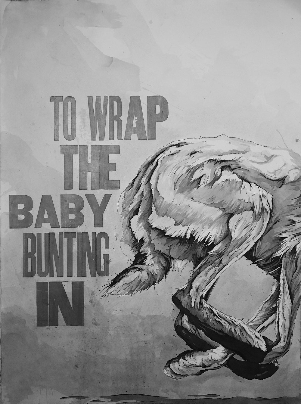 4To Wrap the Baby Bunting in.JPG