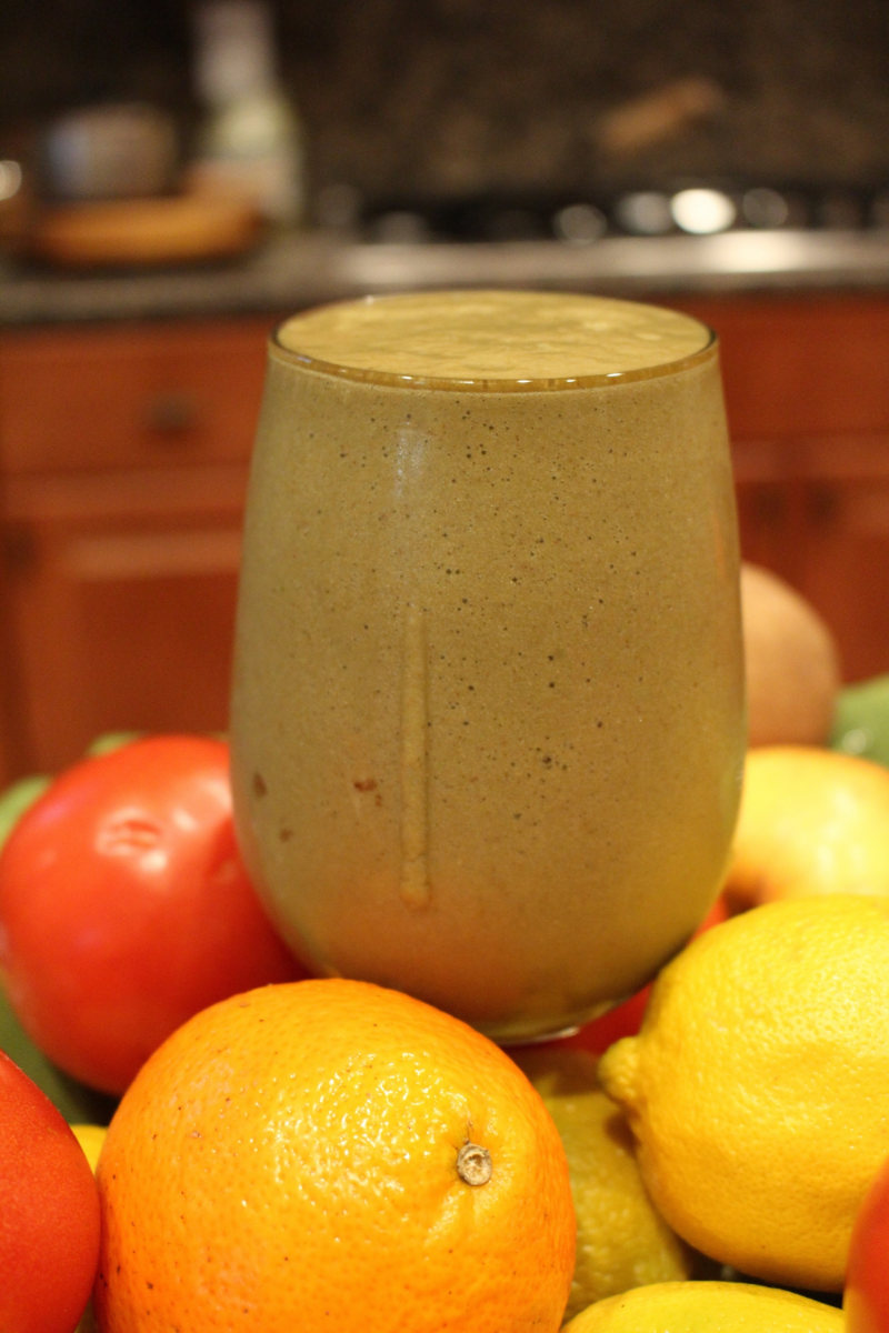 Greens Protein Smoothie