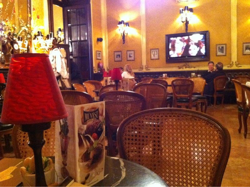 Budapest Coffeeshop +