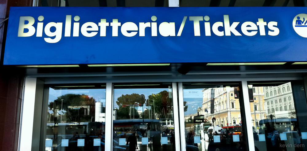 Helvetica at the Rome train station (iphone).jpg