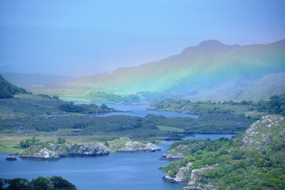 Kelly's photo of the Ring of Kerry