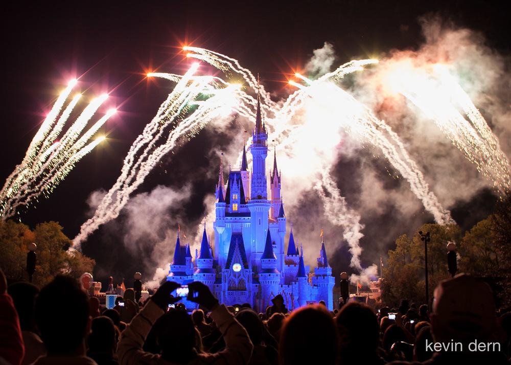 Fireworks at Cinderella's Castle-3.jpg
