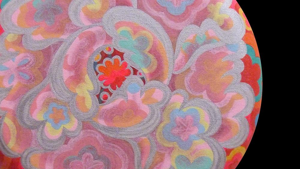 "ON megumi Akiyoshi, ""Blooming Bubbles in Circulation"" (2016)"