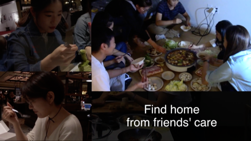 """""""Finding Home in NYC"""" by Xiyuan Zhang"""
