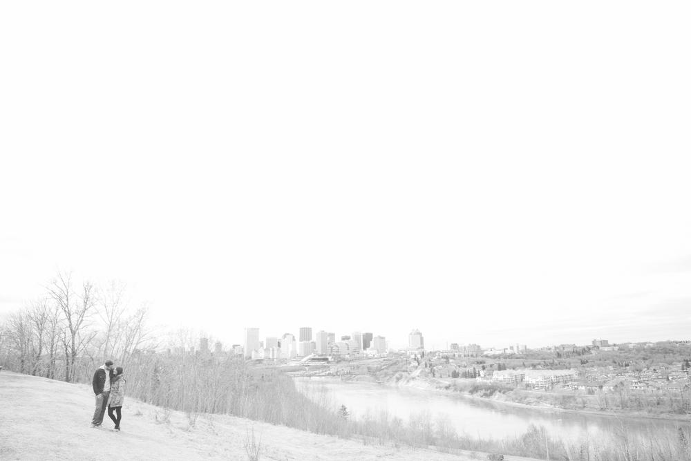 Edmonton Strathearn Engagement