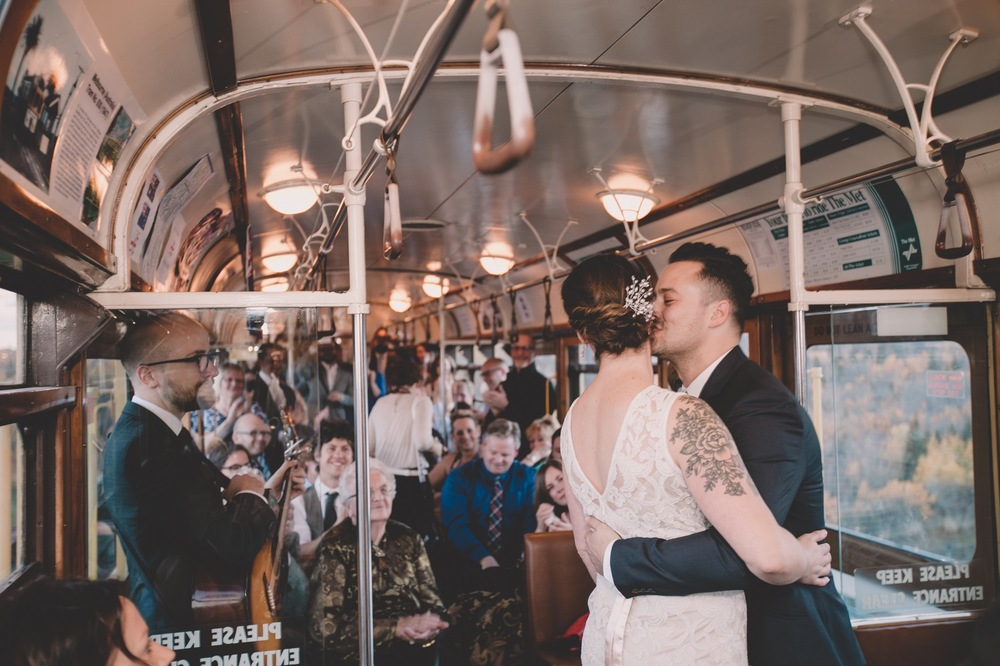Streetcar Wedding