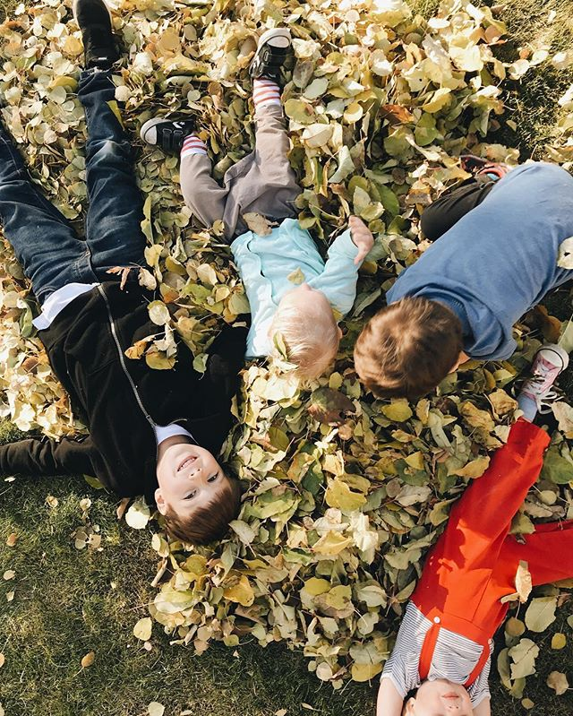 How great are cousins? For real. 🍂