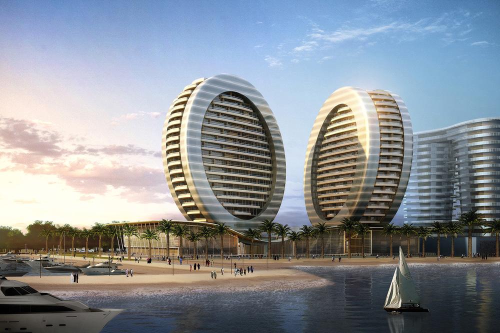 Palm Jebel Ali Luxury Housing