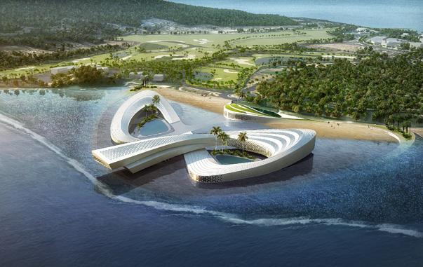 Sanya Ocean Museum