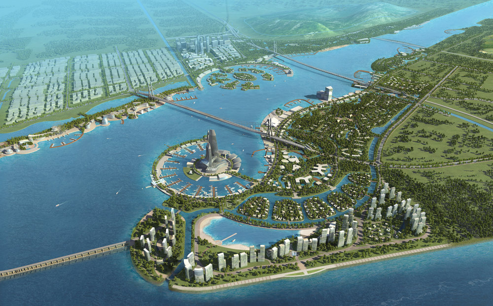 Ningbo Beilun Chunxiao Yachting Complex (2).jpg