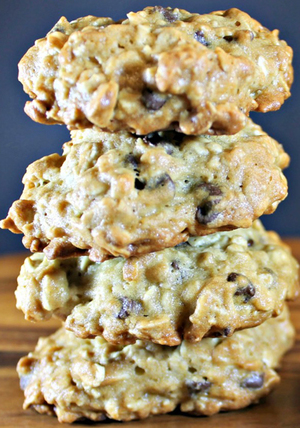 FRIDAY 5: GO-TO CHOCOLATE CHIP COOKIE RECIPES