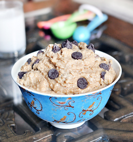 PINS GONE RIGHT: COOKIE DOUGH DIP