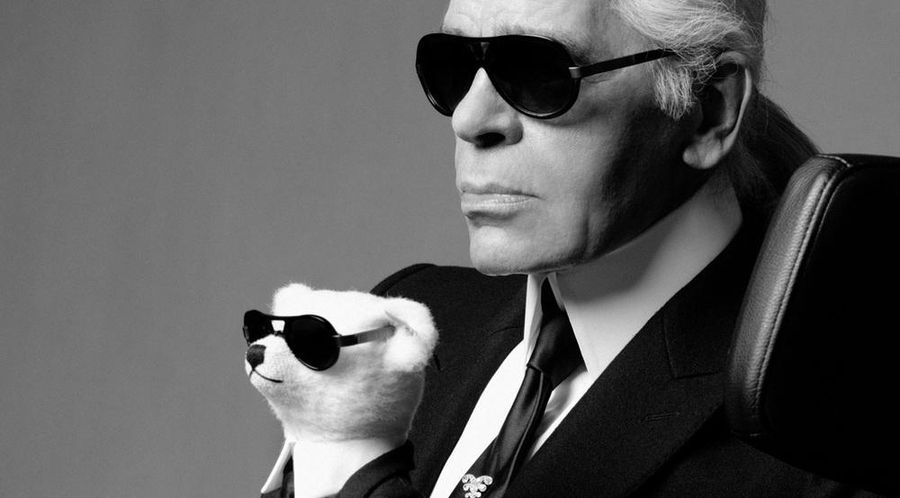 Steiff Karl Lagerfeld Bear Werbewelt