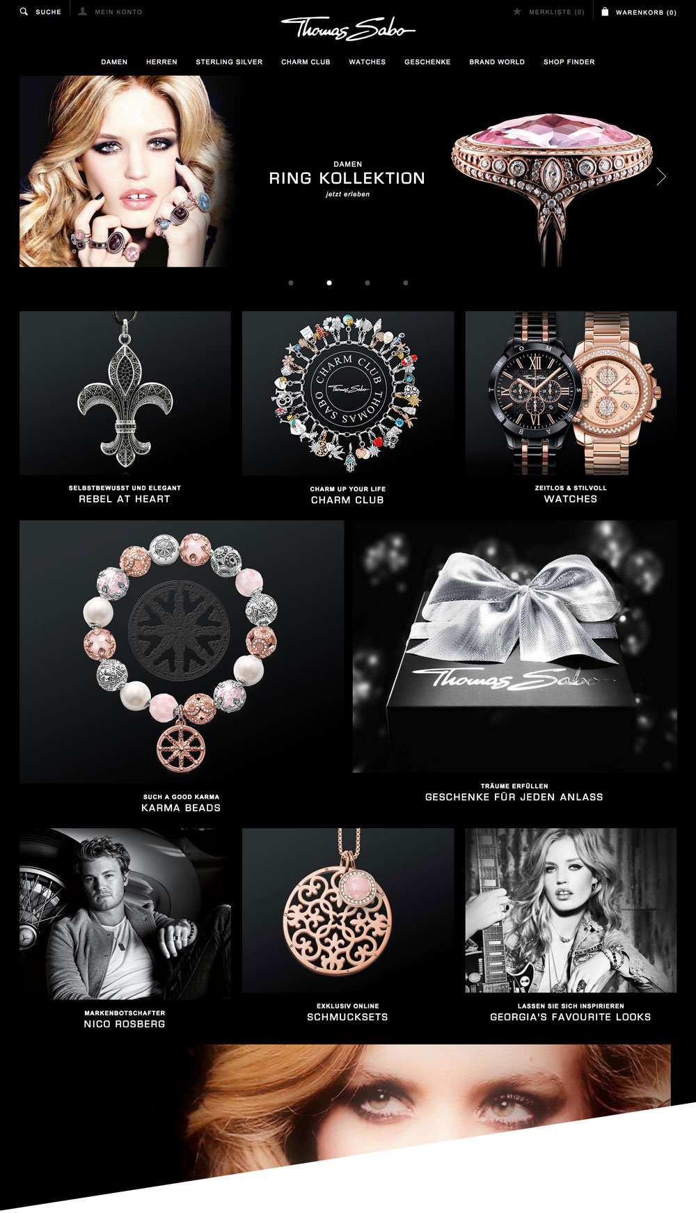 Thomas-Sabo-Online-Store-Homepage