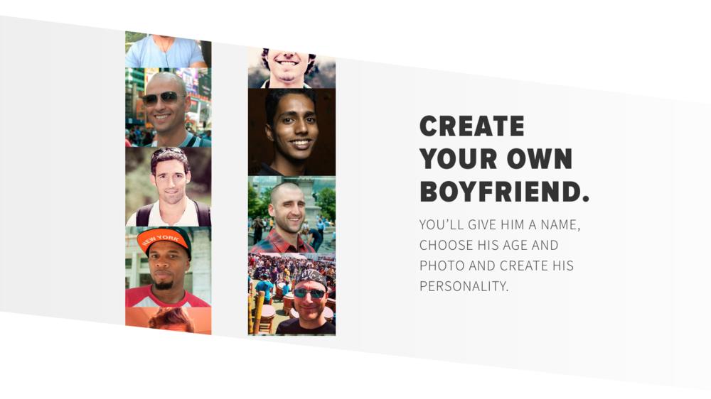 Rent An Invisible Boyfriendgirlfriend Now Werbewelt Werbeagentur