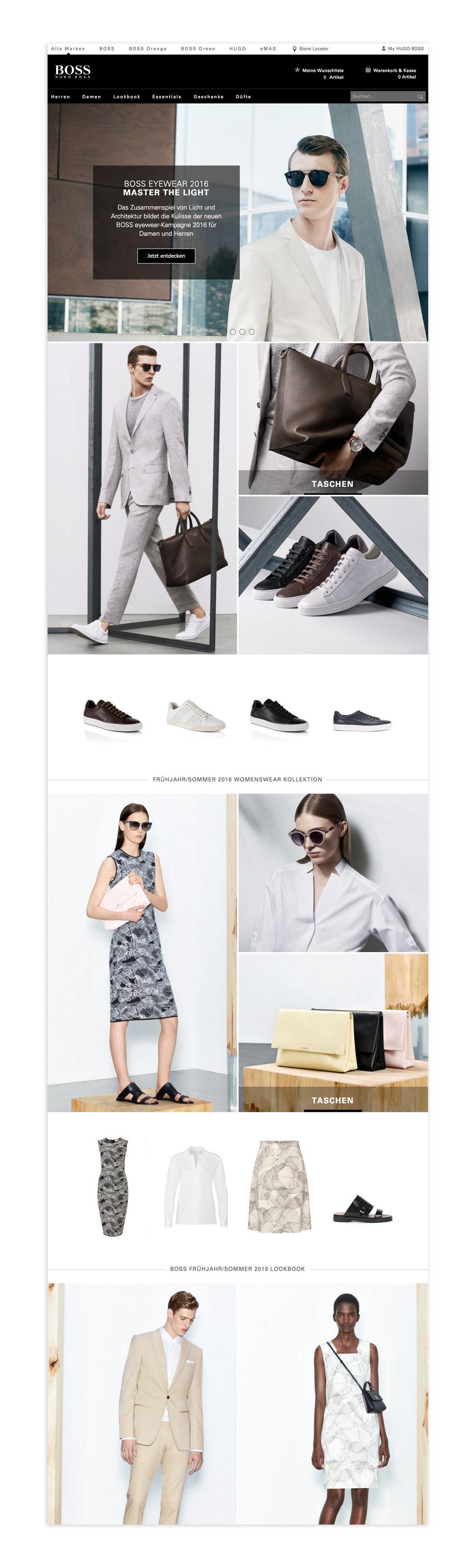 WERBEWELT-HUGO-BOSS-eCommerce-Brand-Online-Shop-Platform-1
