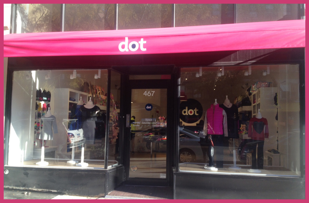 Cheap online clothing stores В Dots clothing store