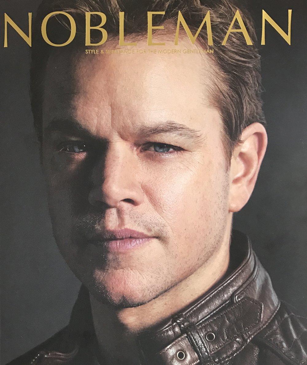 Nobleman, Spring 2017