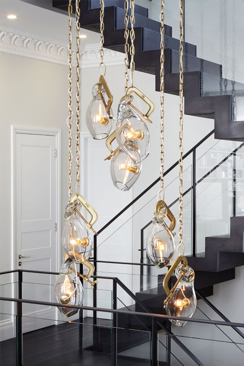 Interior Design Trend Lighting Clusters by Denise Morrison Interiors3.jpg