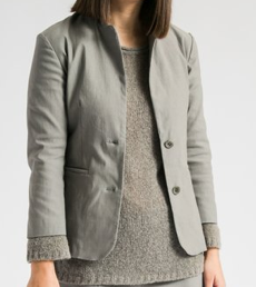 Liz Jarbo Jacket, What Designers Wear to Work by Denise Morrison Interiors.png